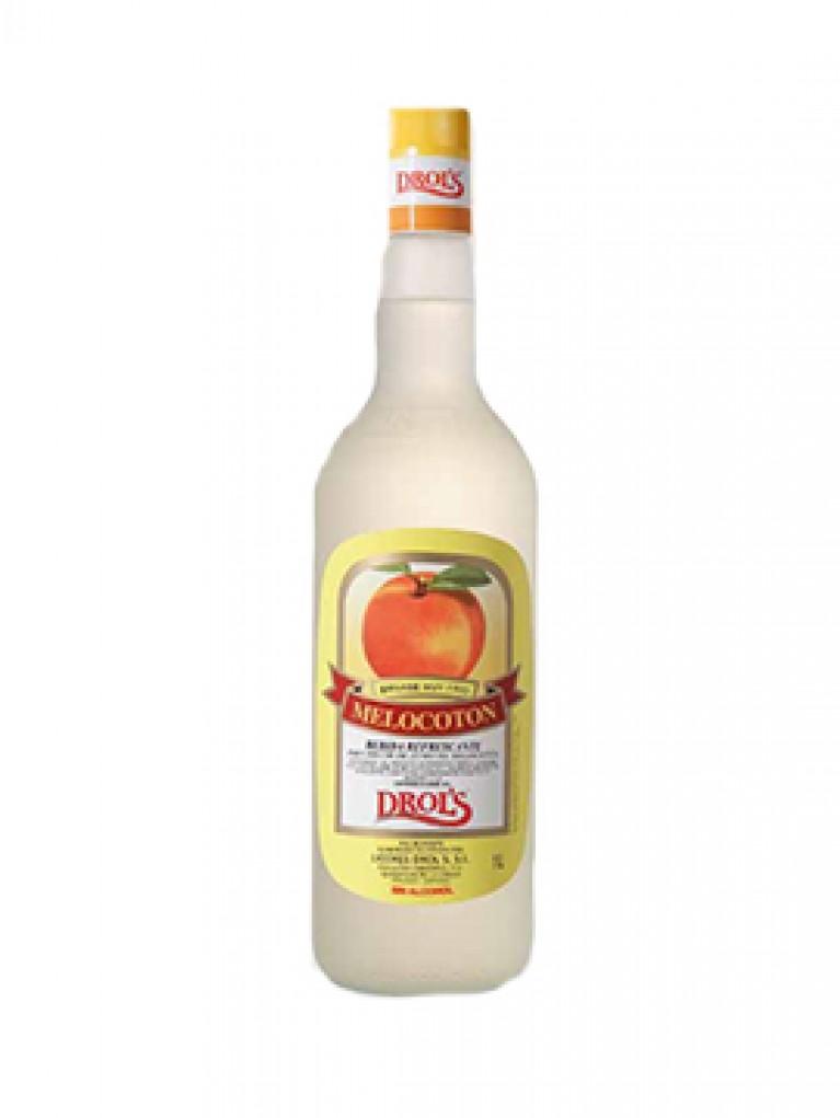 Licor Melocotón Drol's Sin Alcohol