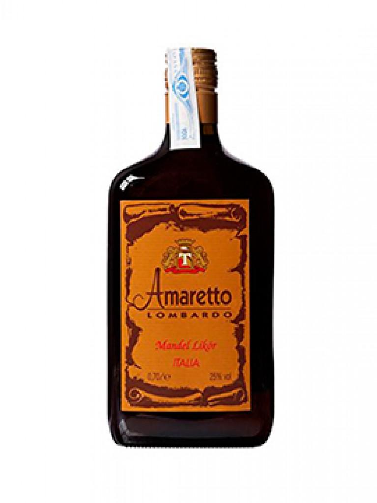 Licor Amaretto Lombardo