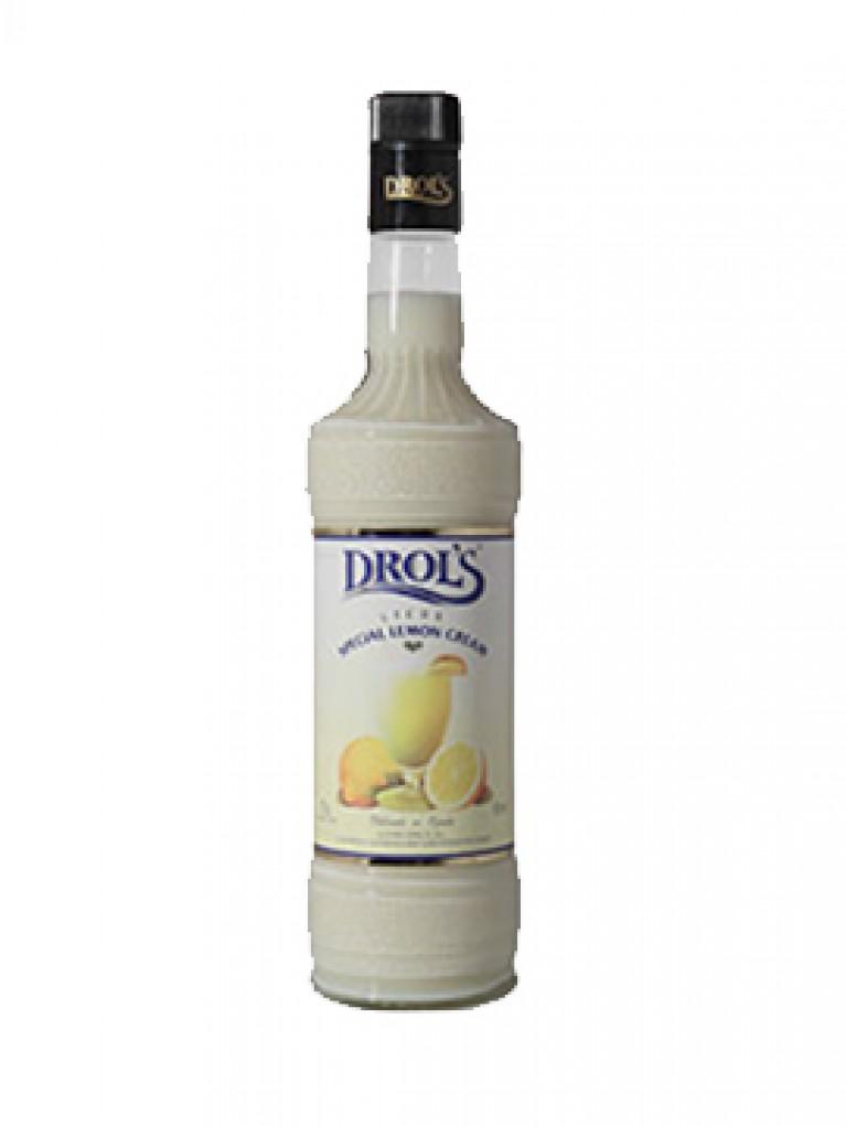 Licor Limon Crema Drol's