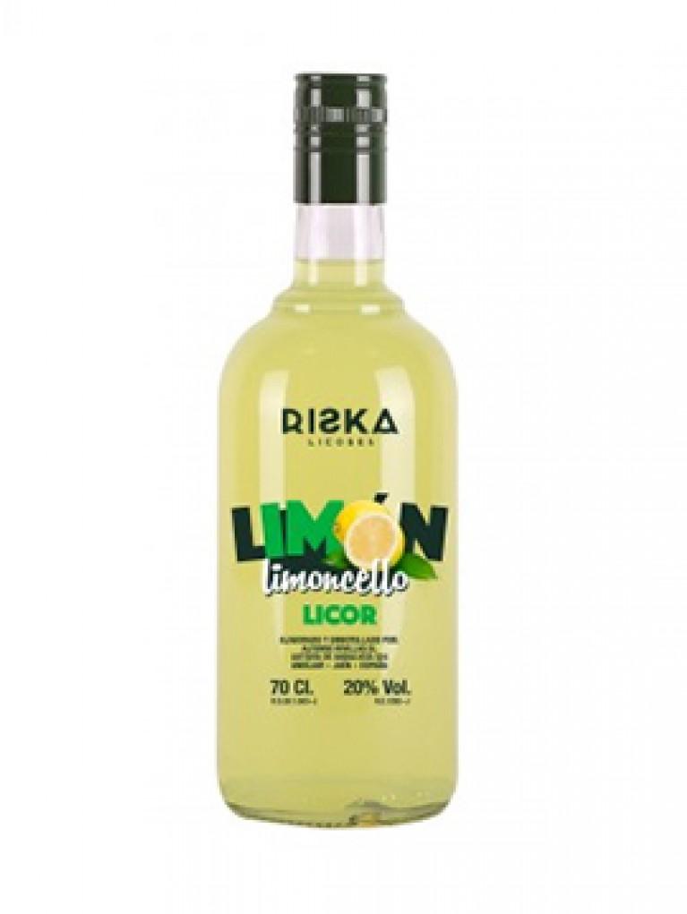 【Comprar Licor Limon Riska 】 barato online🍾