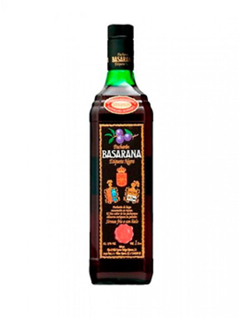 Licor Pacharan Basarana Etiqueta Negra