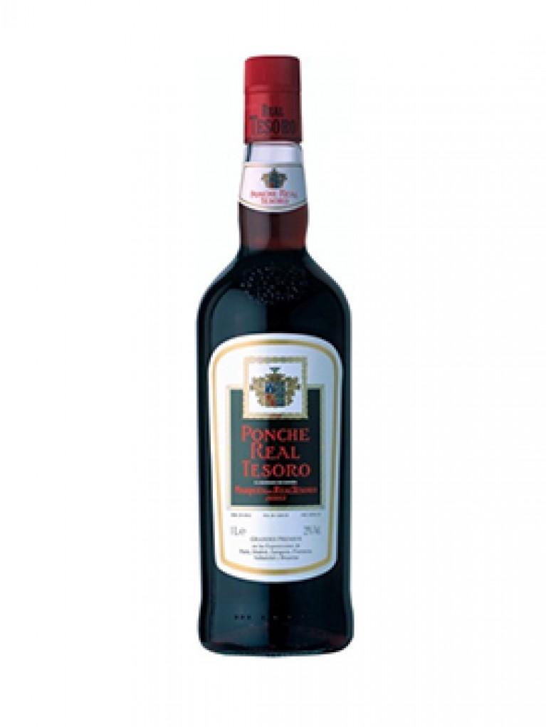 Licor Ponche Real Tesoro