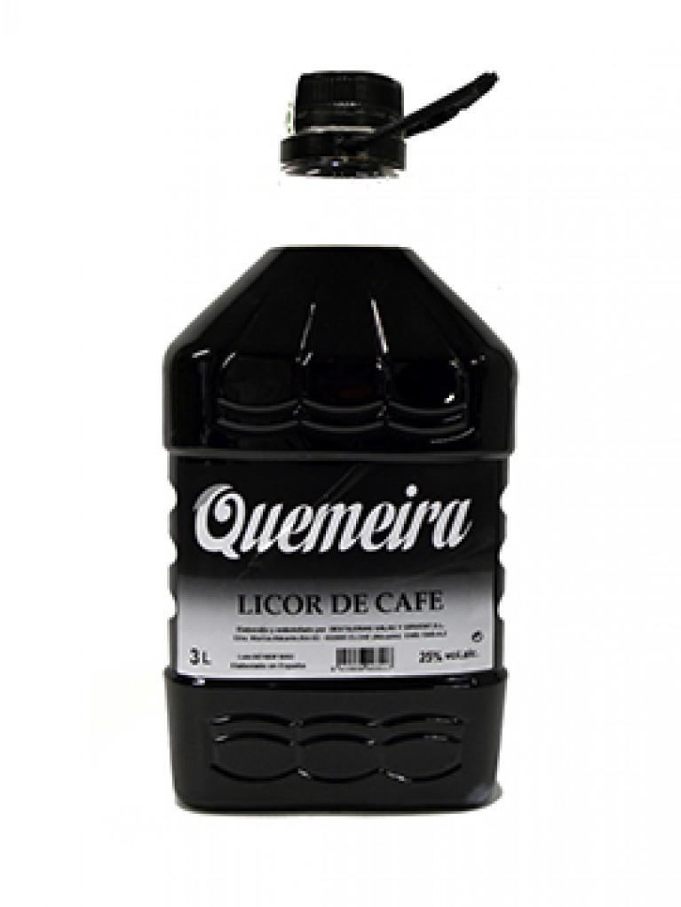 Licor Orujo Café Quemeira