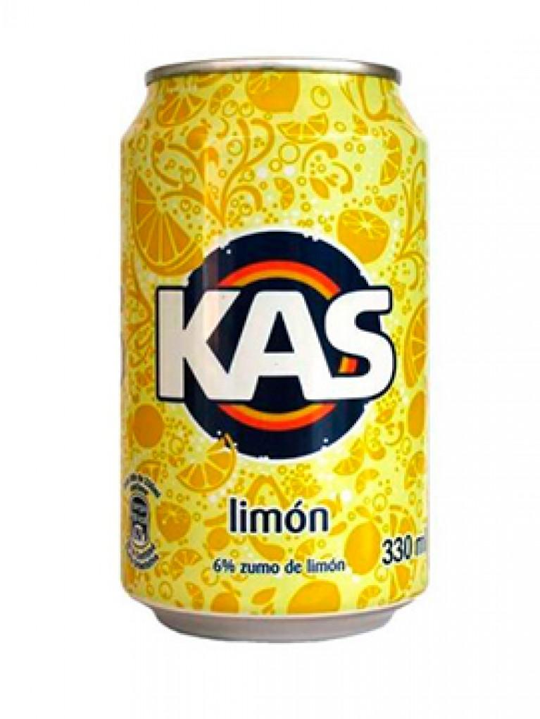 KAS Limon Lata 33cl