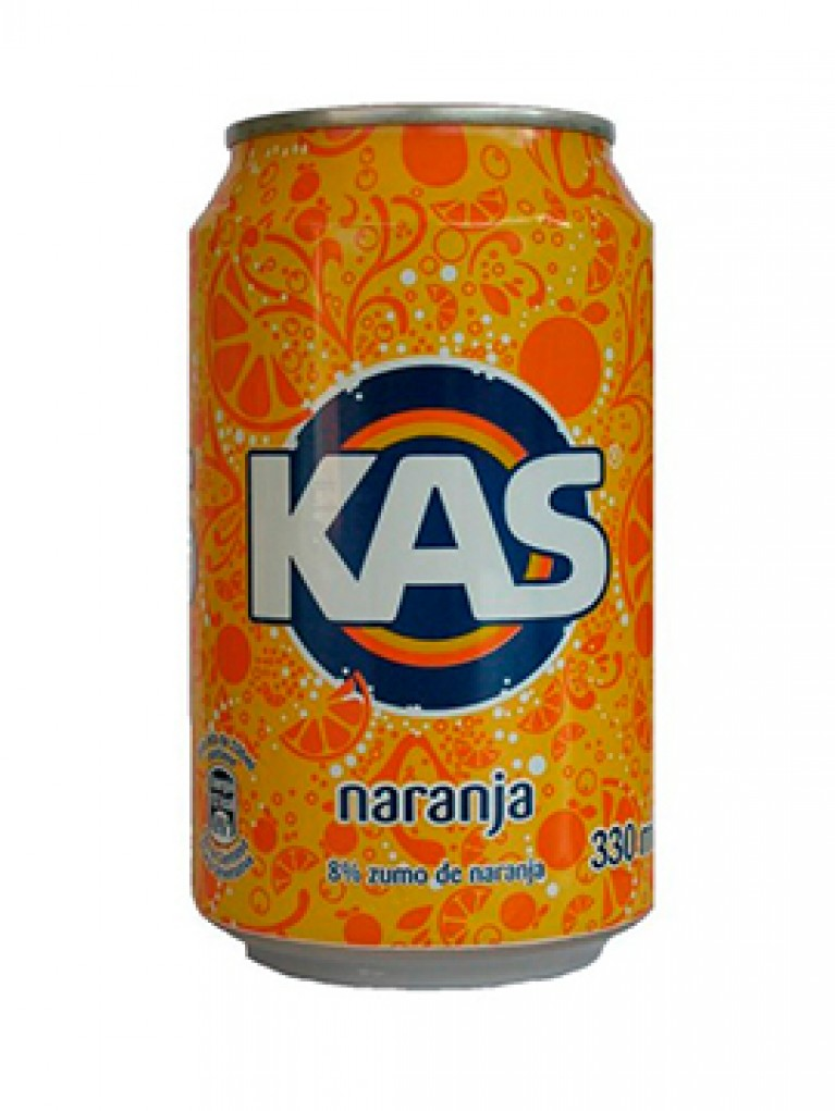 KAS Naranja Lata 33cl