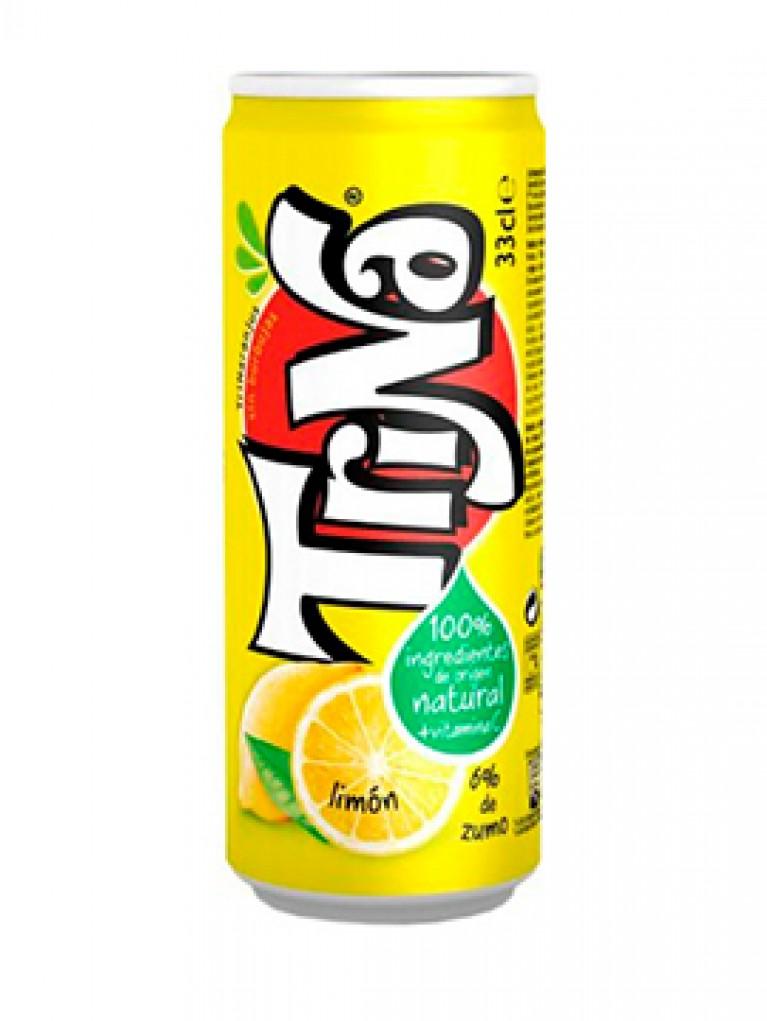 Trina Limón Lata 33cl