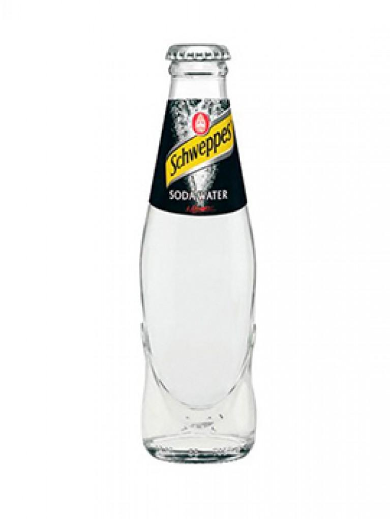 Schweppes Soda 18cl Importación