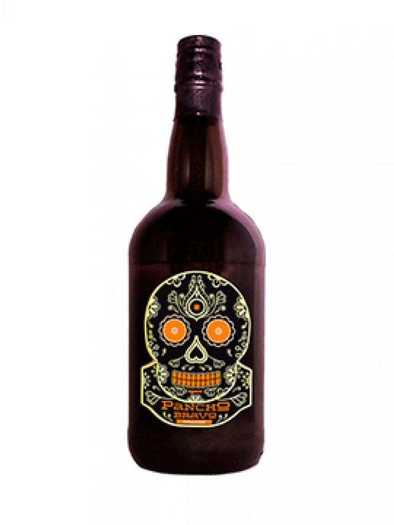 Tequila Pancho Bravo Naranja Canela