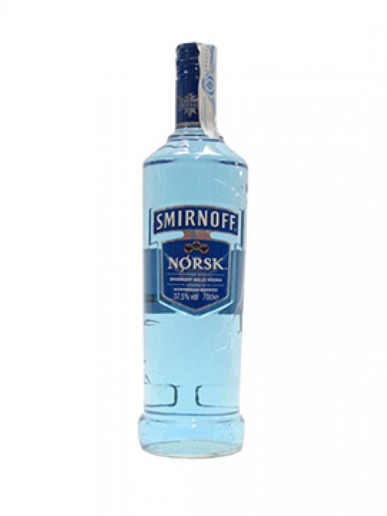 Vodka Smirnoff Norsk