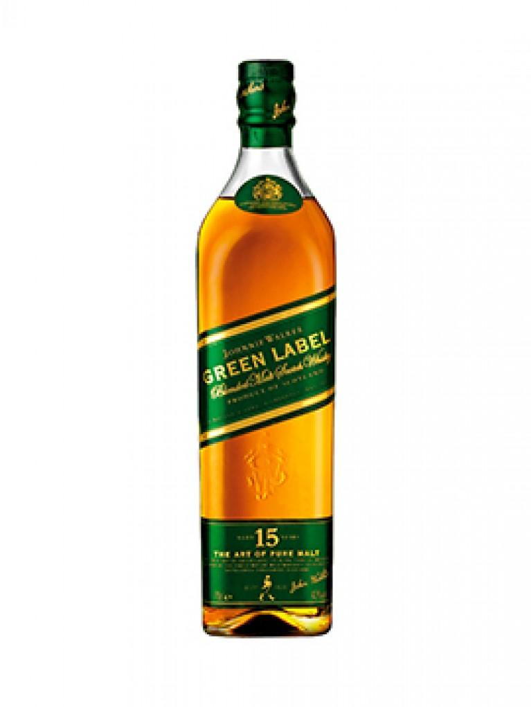 Whisky Johnnie Walker Verde