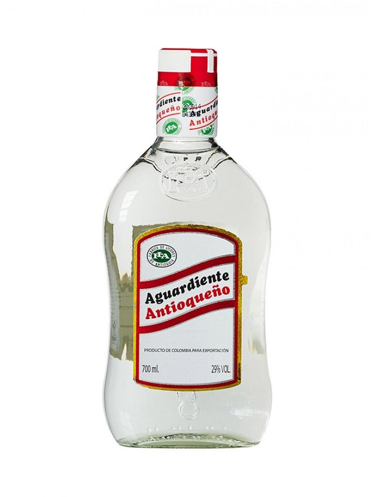 Licor aguardiente Antioqueño 70cl