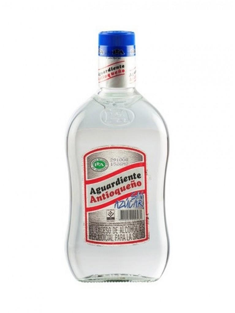 Licor Aguardiente Antioqueño Sin Azucar 70cl