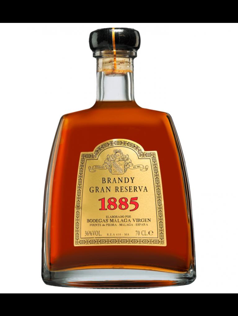 brandy gran reserva 1885
