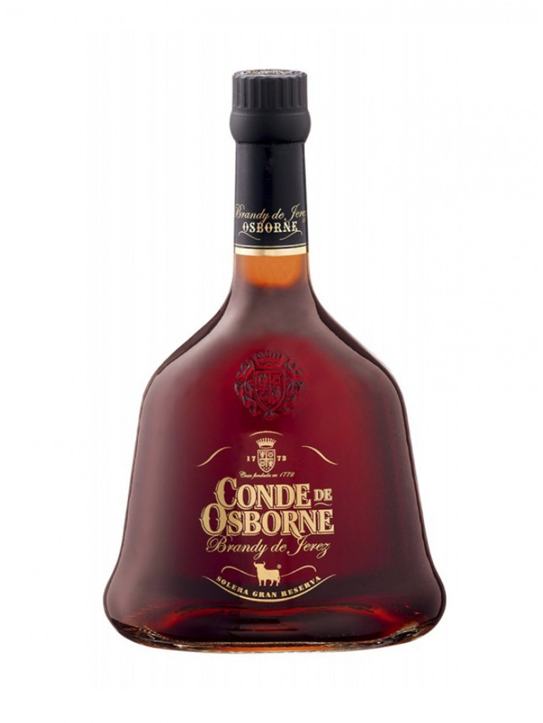 Brandy Conde Osborne Gran reserva