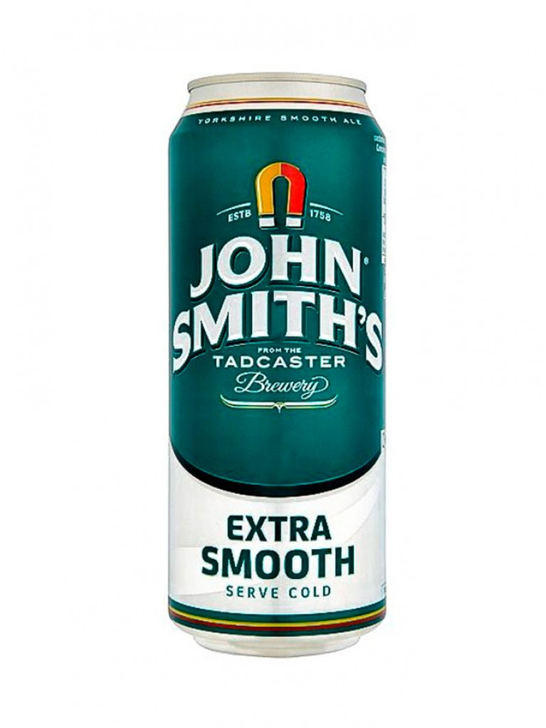 Cerveza John Smith Lata 50cl