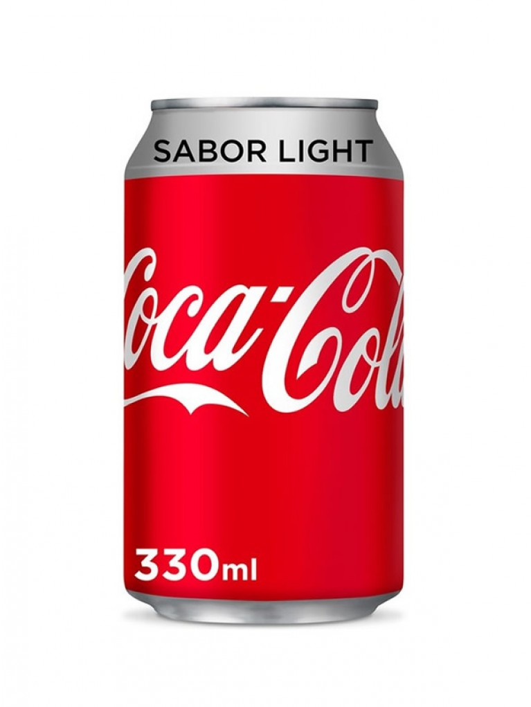 Coca Cola Light Lata 33cl