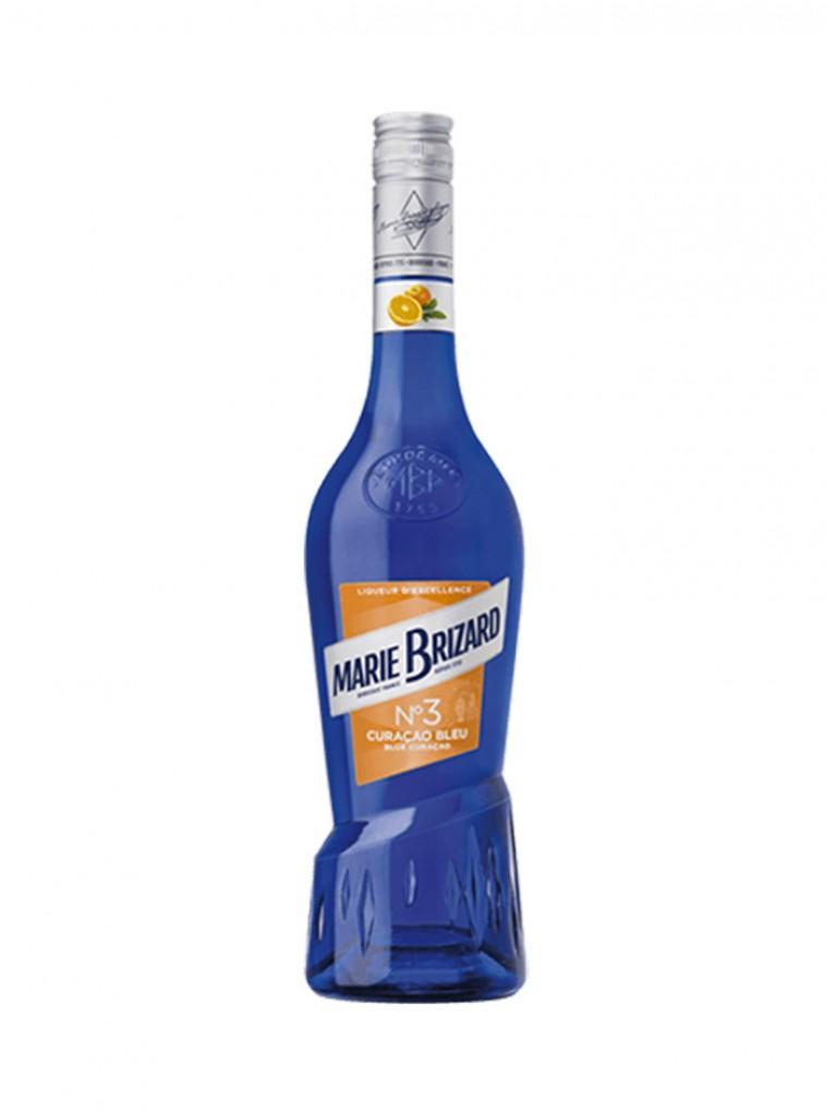 Licor Curacao Bleu Marie Brizard