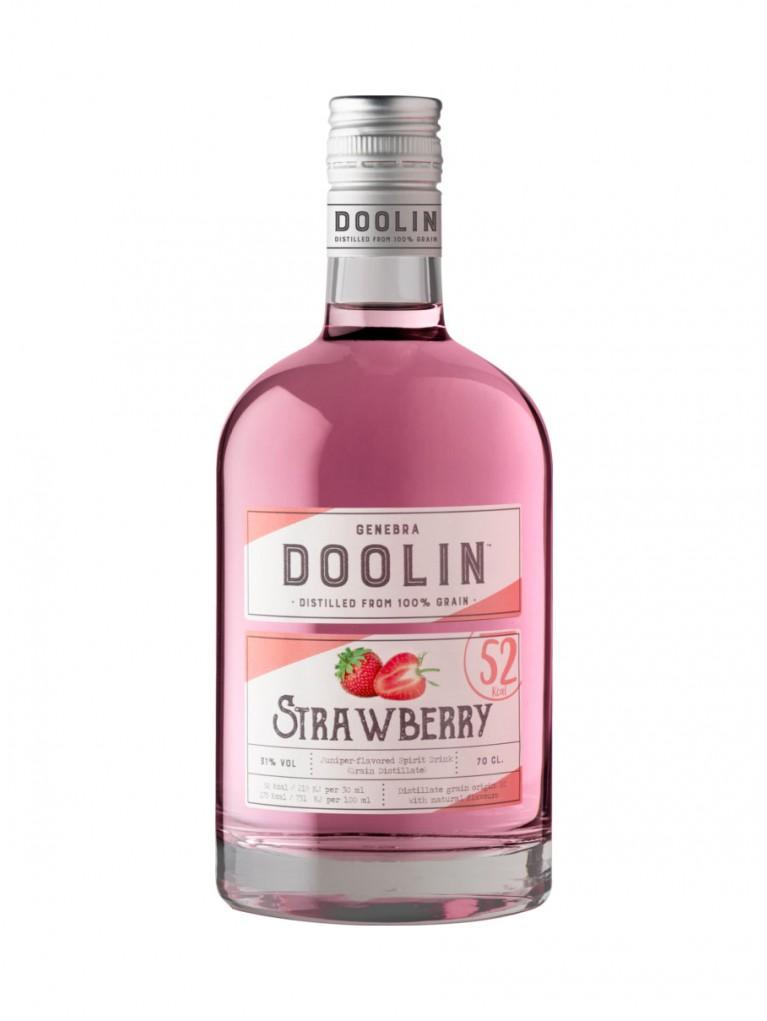 Ginebra Doolin Strawberry