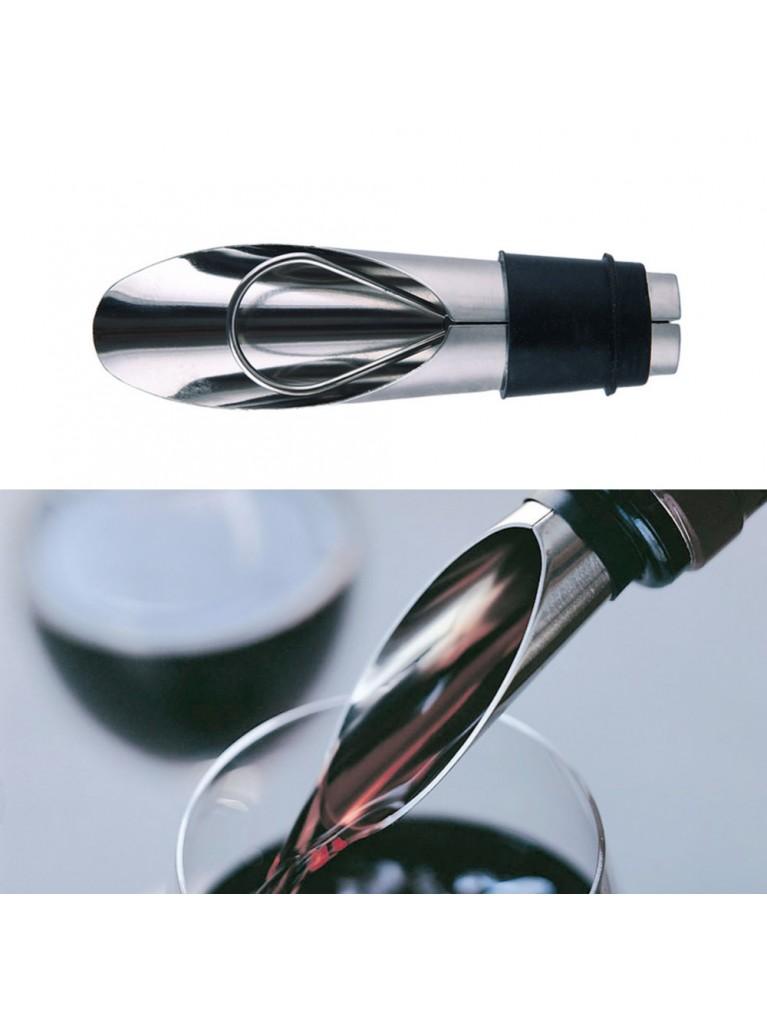 Dosificadores de vino con forma de embudo