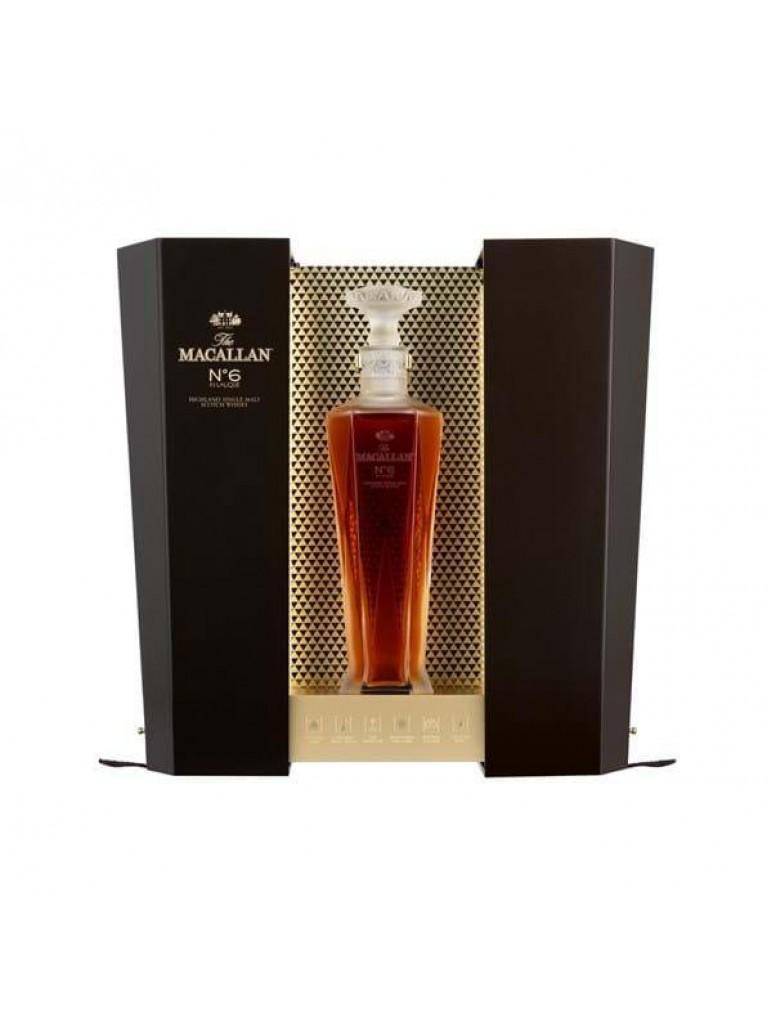 Whisky The Macallan Decanter nº6