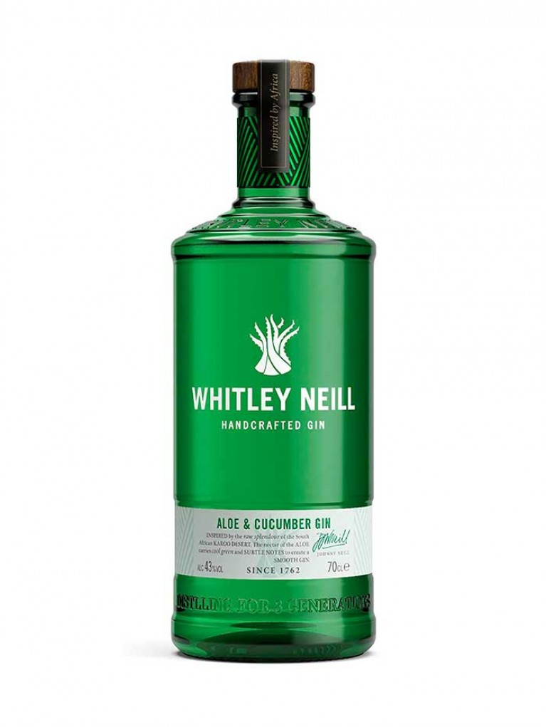 Ginebra Whitley Neill Aloe & Cucumber Gin