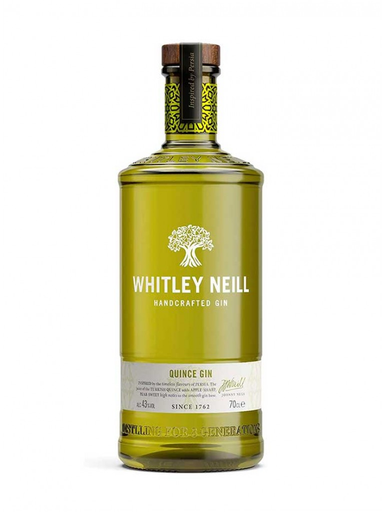 Ginebra Whitley Quince Gin