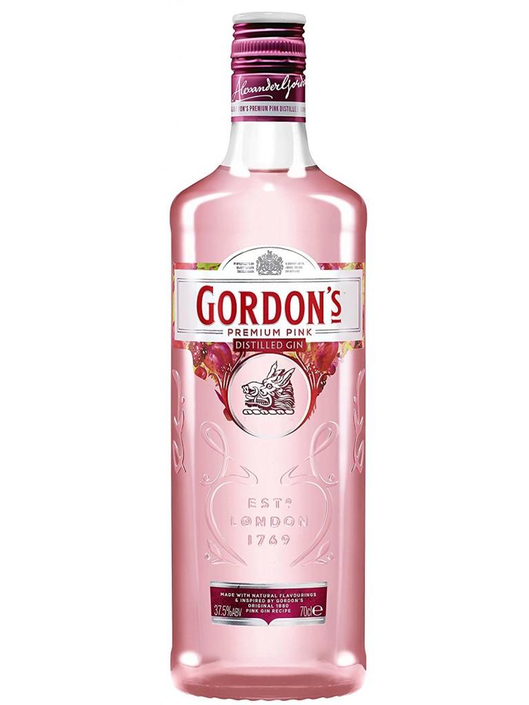 gin gordons pink