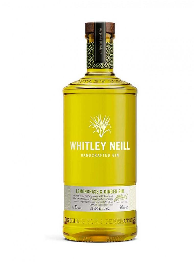 Ginebra Whitley Neill Lemongrass & Ginger Gin