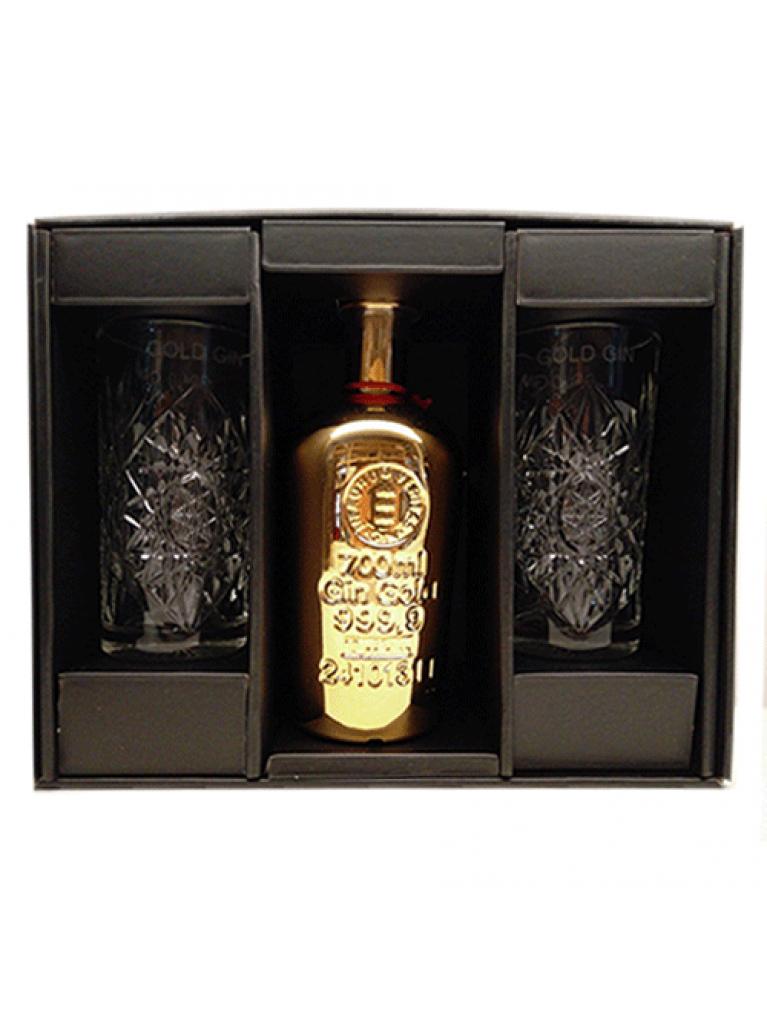 Ginebra Gold 999,9