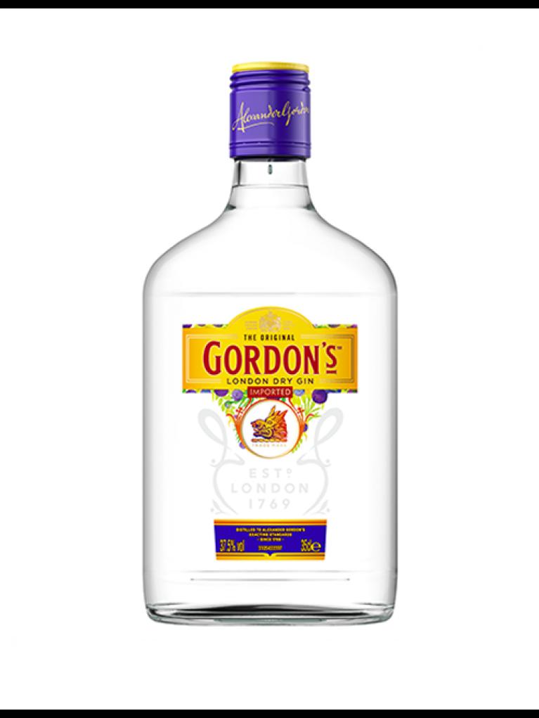 Petaca Ginebra Gordon's 35cl