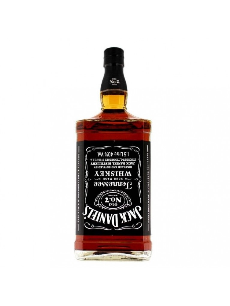 Whisky Jack Daniel's Old No.7 (1.5L)