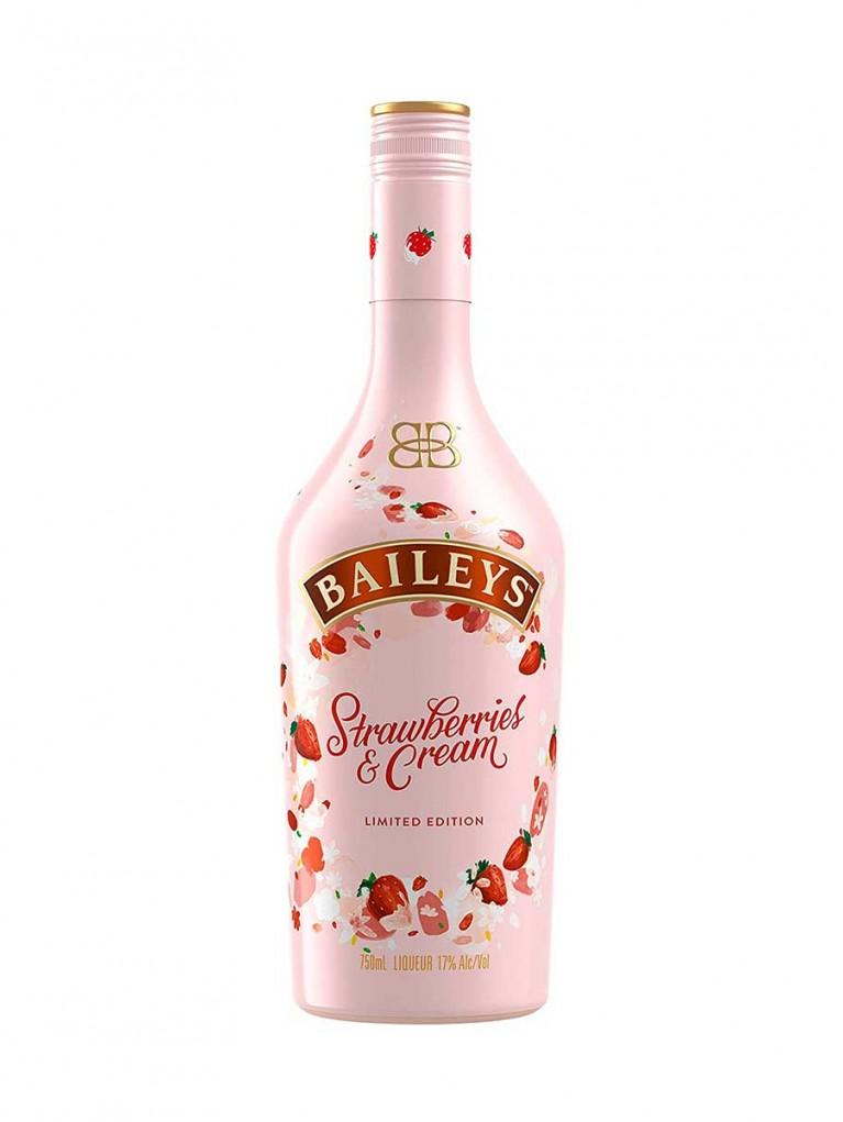 Licor Baileys Strawberry & Cream