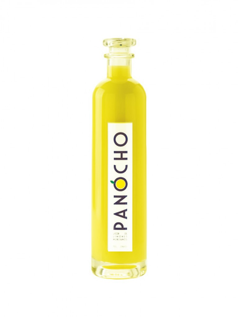 Licor de limón Panocho