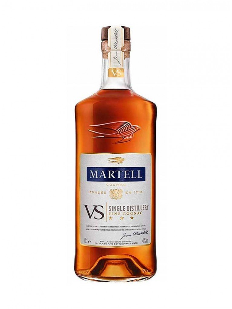 Coñac Martell VS