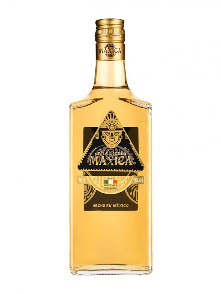 Tequila Maxica Gold