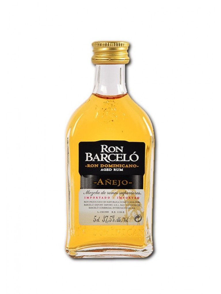 Mini Ron Barcelo