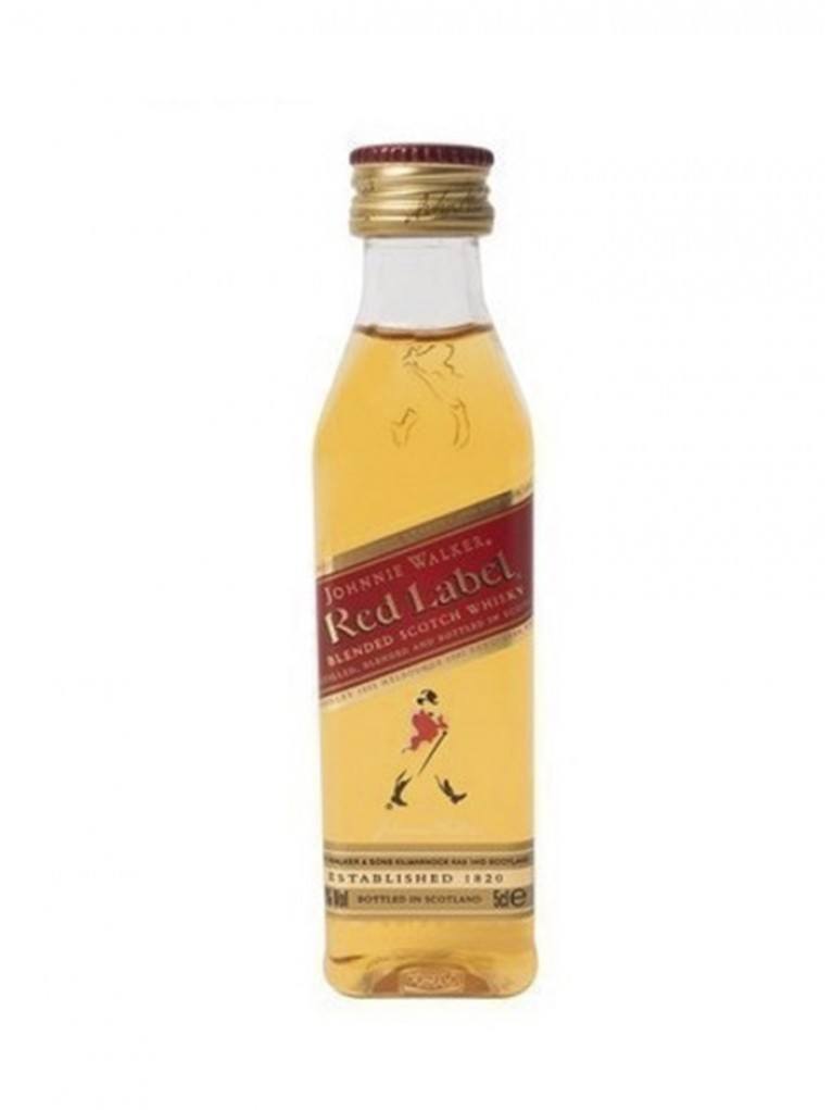 Mini Whisky Johnnie Walker