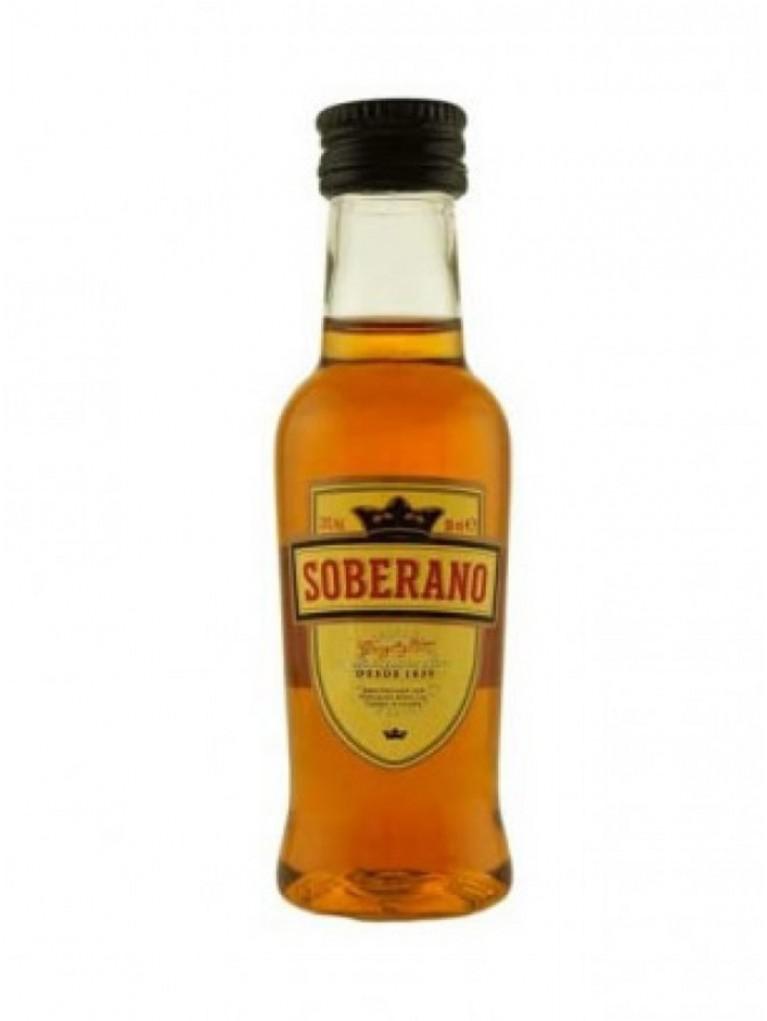 Mini Brandy Soberano