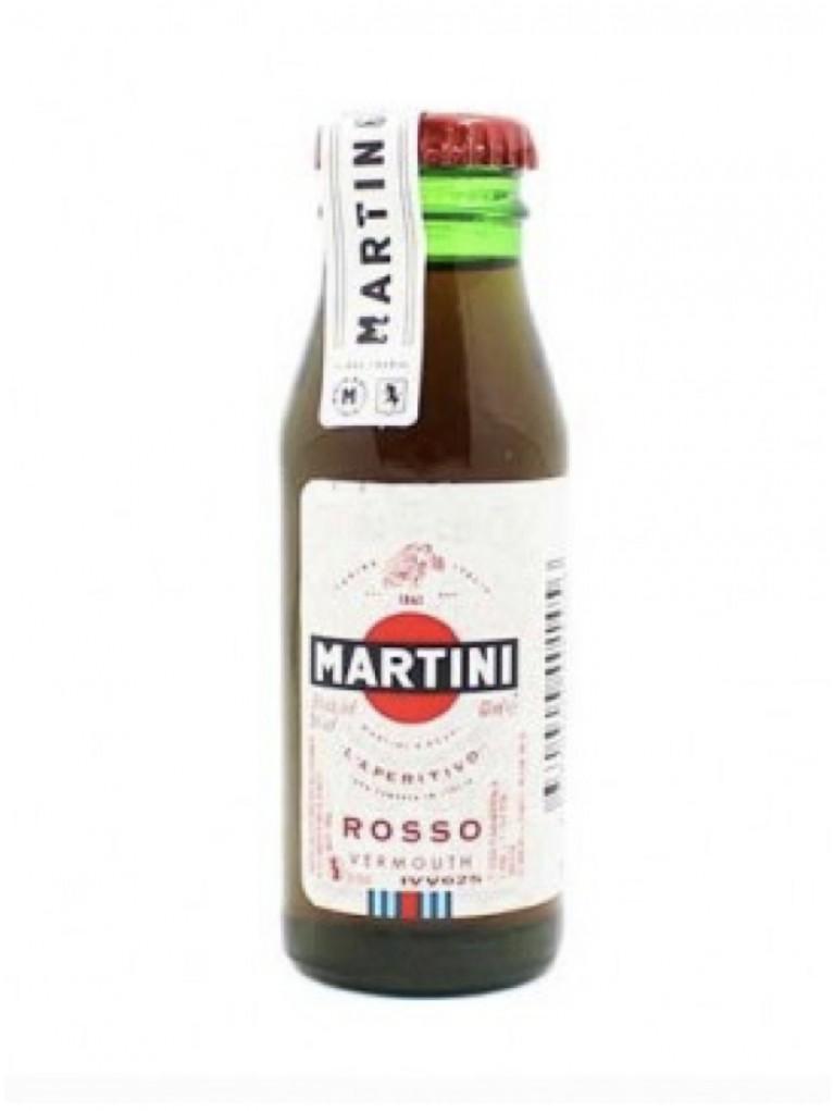 Mini Martini Rojo