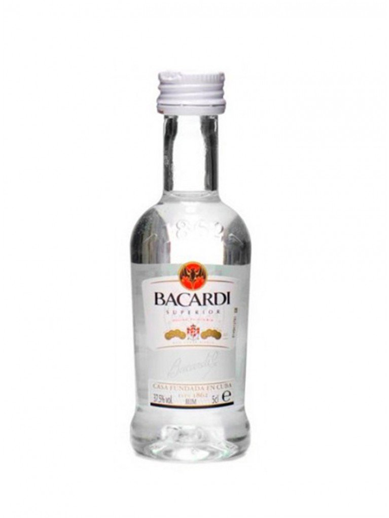 Mini Ron Bacardi