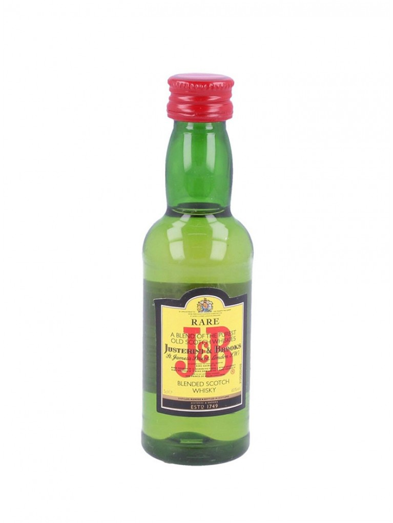 Mini Whisky J&B