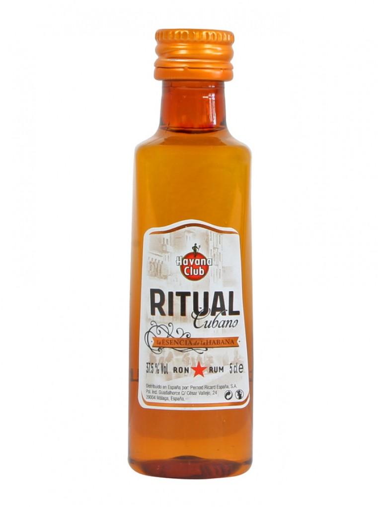 Miniatura Ron Havana Club Ritual 5cl