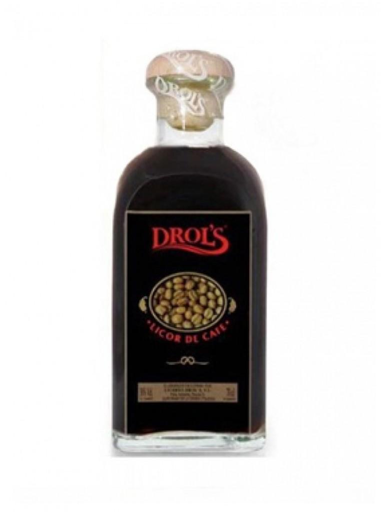 Licor Cafe Con Orujo Drol's Frasca