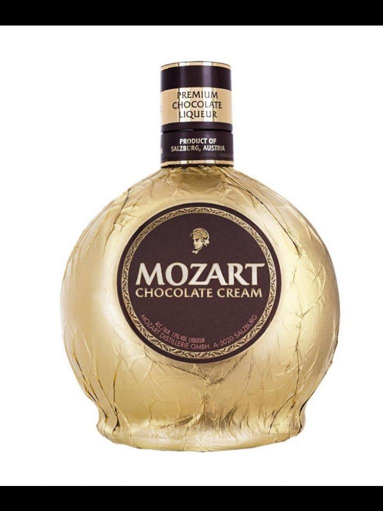 Licor Chocolate Mozart Cream