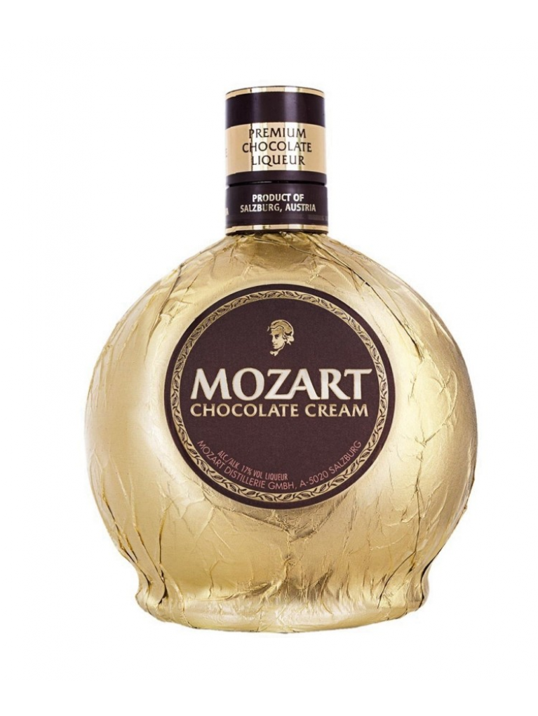 Licor Chocolate Mozart Cream