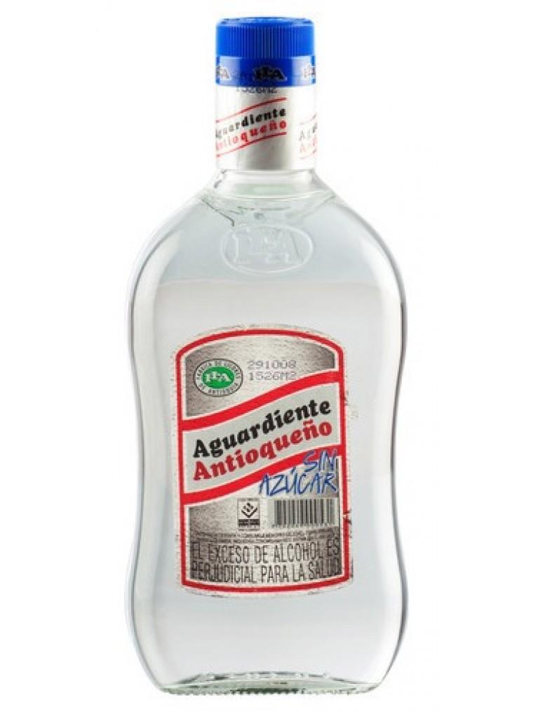 Licor Aguardiente Antioqueño Sin Azucar 1litro