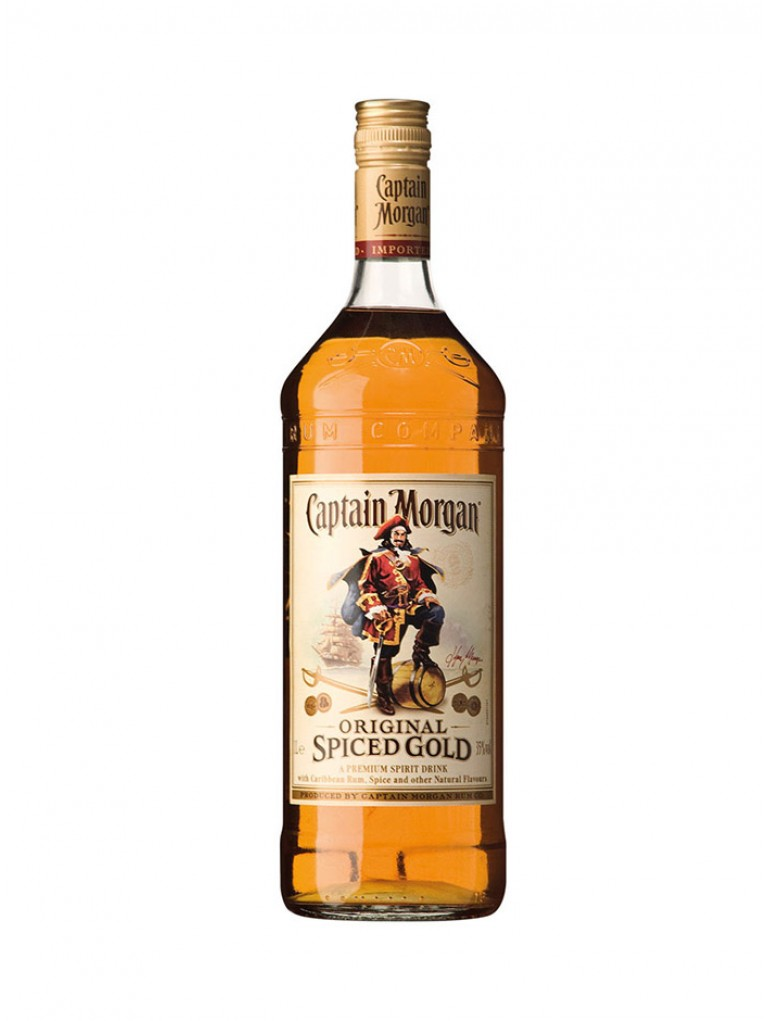 Ron Captain Morgan Spice 70cl