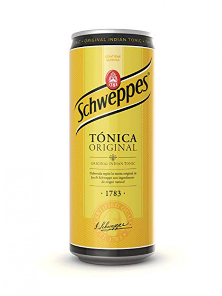 Schweppes Tonica Lata 33cl