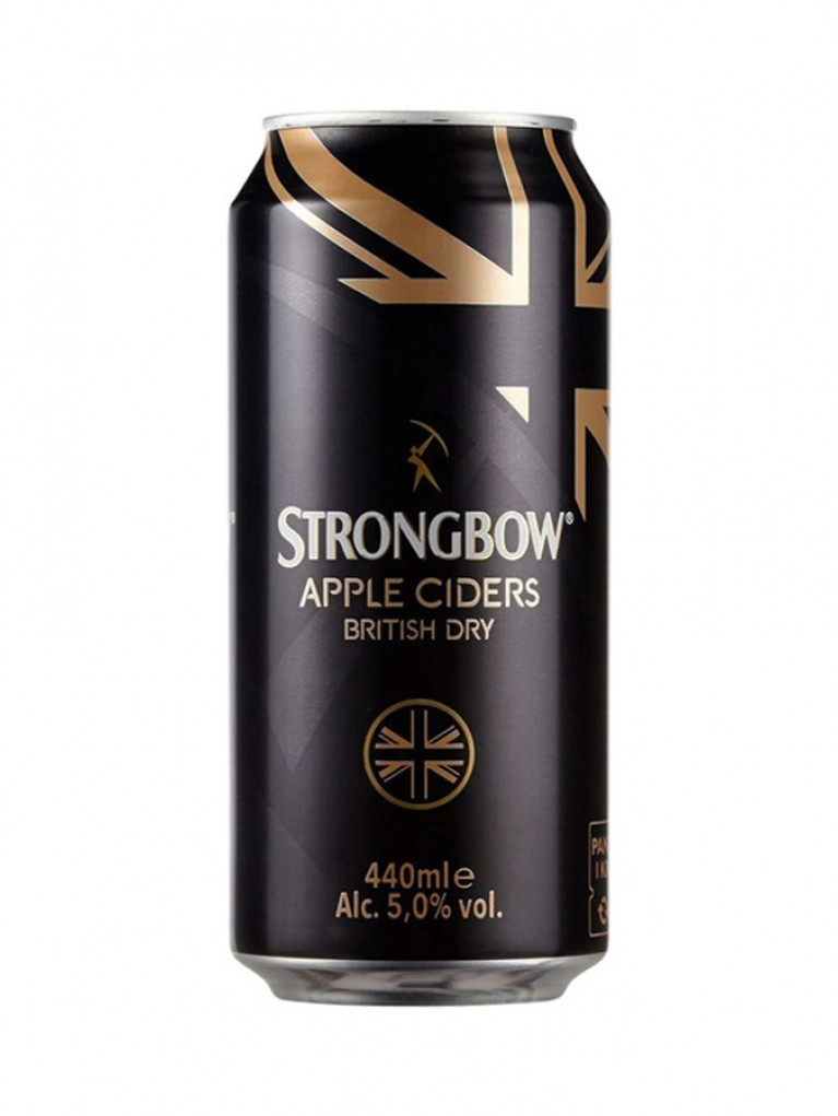 Sidra Strongbow Lata