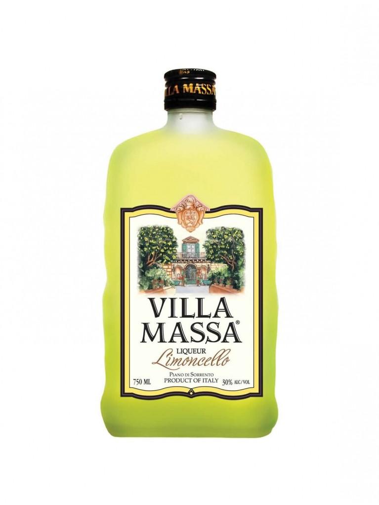 Licor Limonchelo Villa Massa